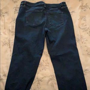 Lane Bryant size 16 S bluejeans